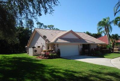 Boca Raton Single Family Home For Sale: 8624 Escondido Way