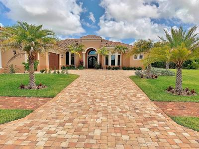 Port Saint Lucie Single Family Home For Sale: 134 SE Fiore Bello