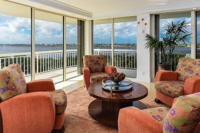 Palm Beach Stratford Condo, Stratford Condo For Sale: 2580 S Ocean Boulevard #1 A 6