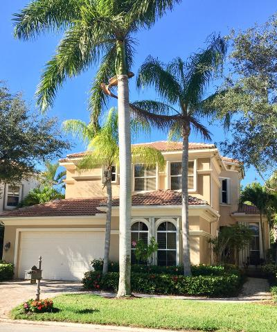 Palm Beach Gardens Single Family Home For Sale: 221 Andalusia Drive