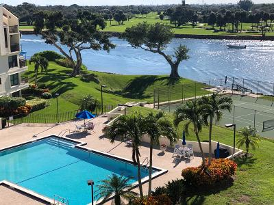North Palm Beach Condo For Sale: 374 Golfview Road #505