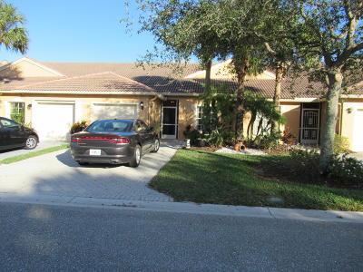 Boynton Beach Single Family Home For Sale: 8442 Logia Circle