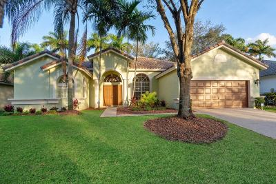 Boca Raton Single Family Home For Sale: 10069 Umberland Place