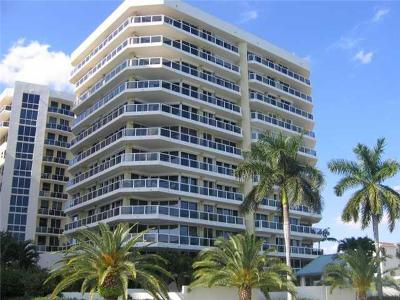 West Palm Beach Rental For Rent: 1617 Flagler Drive #401