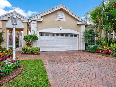 Palm Beach Gardens Single Family Home For Sale: 225 Coral Cay Terrace