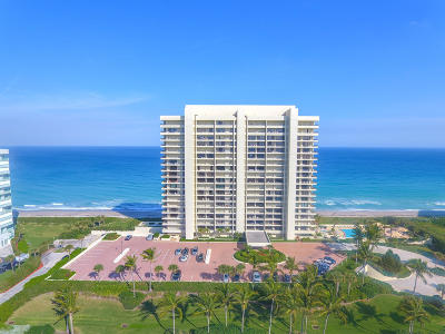 Jensen Beach Condo For Sale: 8750 S Ocean S Drive #1635