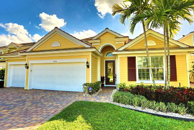 Lake Worth Single Family Home For Sale: 9520 Wrangler Drive