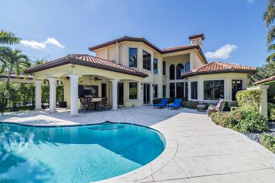 Palm Beach Gardens FL Single Family Home For Sale: $1,599,000
