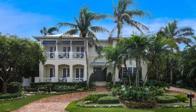 Palm Beach County Single Family Home For Sale: 1030 Basin Drive