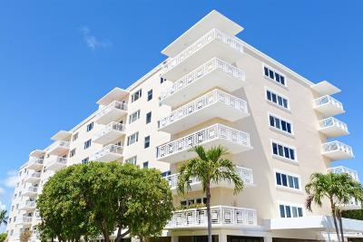 Palm Beach Condo For Sale: 250 Bradley Place #302