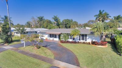 Boca Raton Single Family Home For Sale: 421 NE 10th Street
