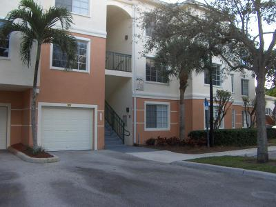 Palm Beach Gardens Condo For Sale: 7108 Myrtlewood Circle W