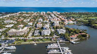 Palm Beach Condo For Sale: 389 S Lake Dr #2e