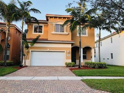 West Palm Beach Single Family Home Contingent: 484 Gazetta Way