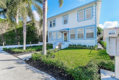 Palm Beach Rental For Rent: 250 Seminole Avenue #7
