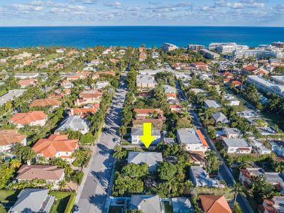 Palm Beach Rental For Rent: 250 Seminole Avenue #9