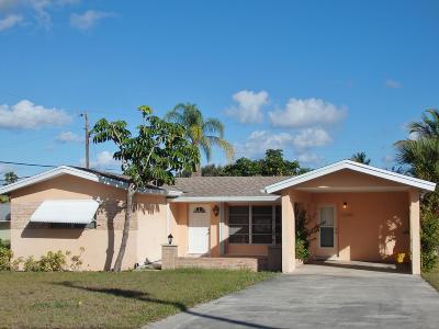 Hobe Sound Single Family Home For Sale: 12793 SE Hobe Hills Drive