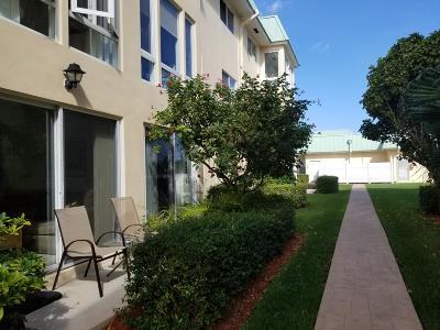 Boynton Beach Rental For Rent: 5 Colonial Club Drive #103