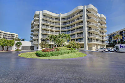 Palm Beach Condo For Sale: 3360 S Ocean Boulevard #2a-S