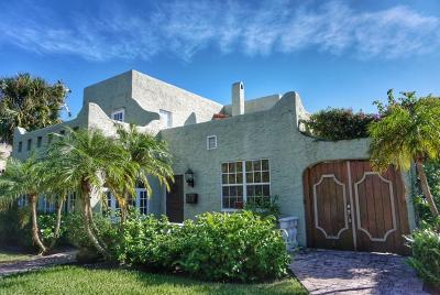 West Palm Beach Single Family Home For Sale: 510 37th Street