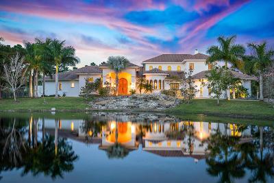 Jupiter Single Family Home For Sale: 1300 SE Ranch Road
