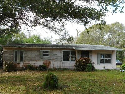 Fort Pierce Single Family Home Contingent: 305 21st Street