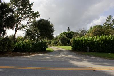 Stuart Single Family Home For Sale: 4996 SE Manatee Cove Road