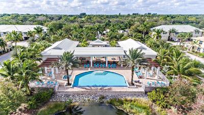 Palm Beach Gardens Townhouse For Sale: 5268 Cambridge Court