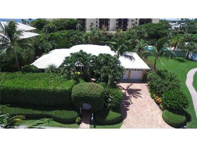 Delray Beach Single Family Home For Sale: 1126 Miramar Drive