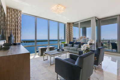 North Palm Beach Condo Contingent: 2 Water Club Way #1703-S