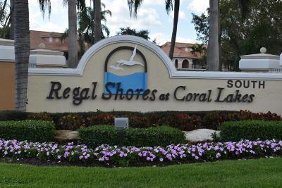 Boynton Beach Condo For Sale: 5951 Regal Glen Drive #104