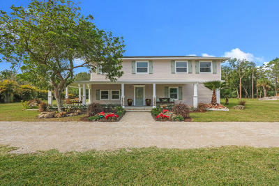 Jupiter Single Family Home Contingent: 16239 128th Trail