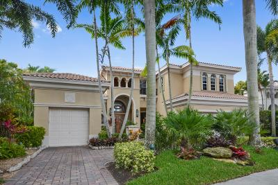 Delray Beach Single Family Home For Sale: 7912 Talavera Place