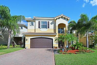 Boynton Beach Single Family Home For Sale: 8145 Santalo Cove Court