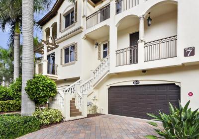 Boynton Beach Rental For Rent: 3149 Waterside Circle