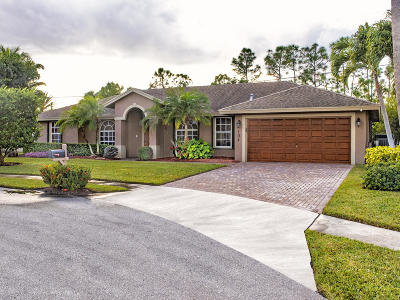 Royal Palm Beach Single Family Home For Sale: 104 Brook Woode Court