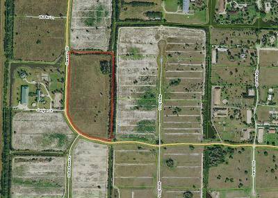 Loxahatchee Residential Lots & Land For Sale: 3789 Hanover Circle