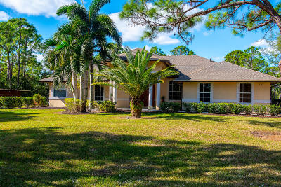 West Palm Beach Single Family Home For Sale: 8165 120th Avenue
