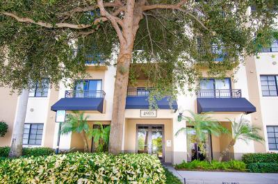 Palm Beach Gardens Condo For Sale: 4905 Midtown Lane #2310