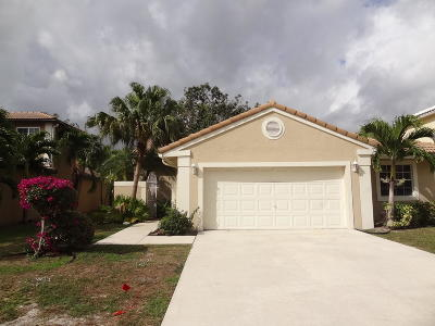 Boca Raton Single Family Home For Sale: 18849 Mariner Inlet Drive