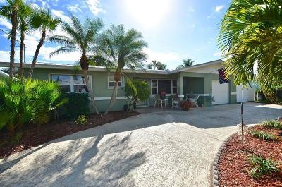 Fort Pierce Single Family Home For Sale: 1813 Eucalyptus Avenue