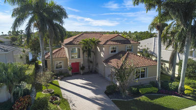 Boca Raton Single Family Home For Sale: 18716 Ocean Mist Drive