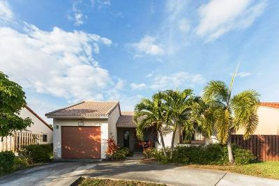 Boynton Beach Single Family Home For Auction: 6249 Country Fair Circle