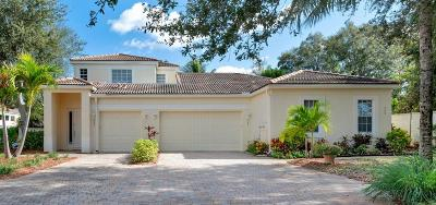Palm Beach Gardens Townhouse For Sale: 338 Commons Way