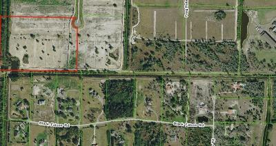 Loxahatchee Residential Lots & Land For Sale: Lot 14 Gator Pond Rd. Road