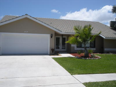 Boca Raton FL Rental For Rent: $2,800