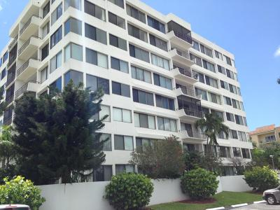 West Palm Beach Condo For Sale: 1500 Presidential Way #102