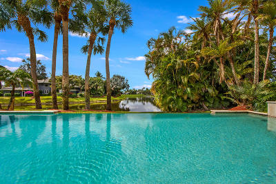 Boca Raton Single Family Home For Sale: 7015 Ayrshire Lane