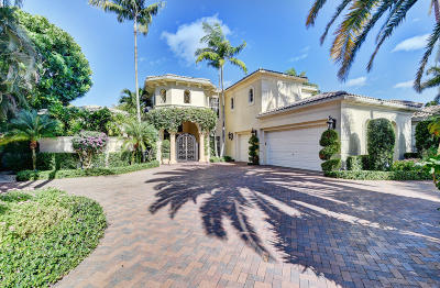 Delray Beach Single Family Home For Sale: 7631 Porto Vecchio Place
