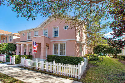 Jupiter Townhouse For Sale: 145 Waterford Drive